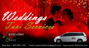 Taxi and Chauffeur services