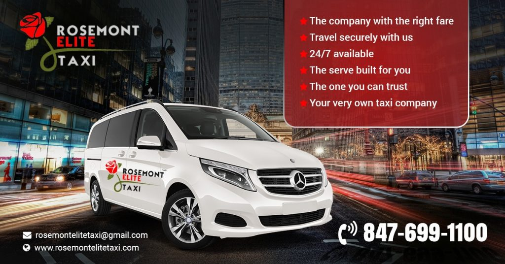 Rosemont Airport Taxi Service